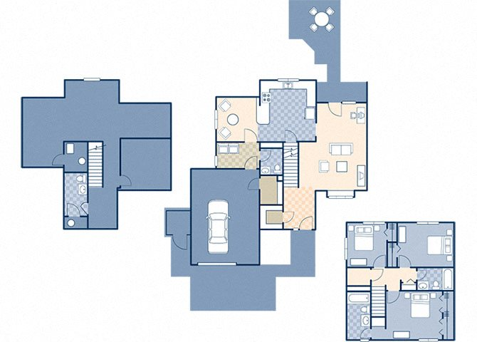 Minuteman Village 1672 Floor Plan 20