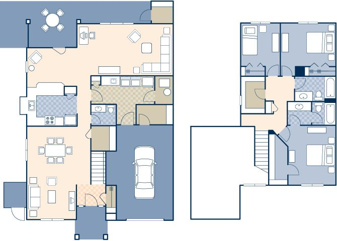 Minuteman Village FEU 1992 Floor Plan 43