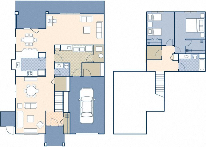 Titan Village 1434 Floor Plan 32