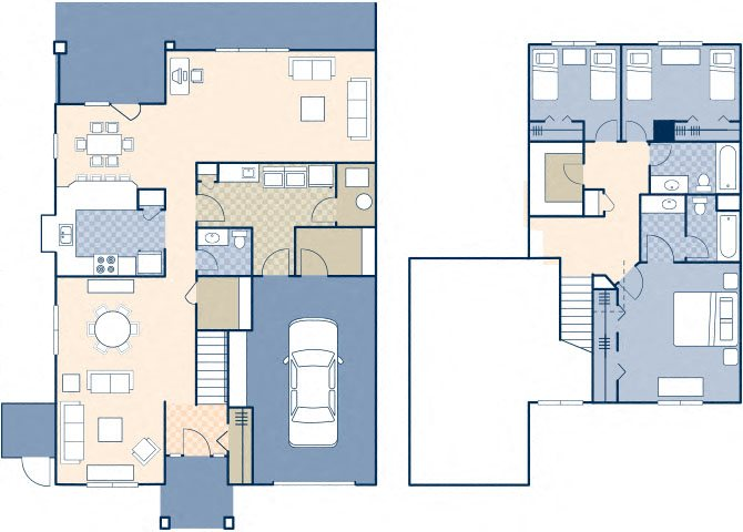 Titan Village 1804 Floor Plan 34