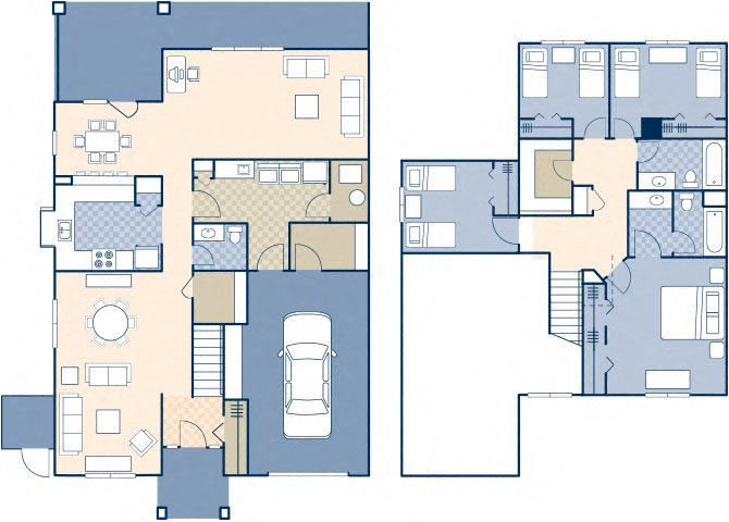 Titan Village 2034 Floor Plan 35