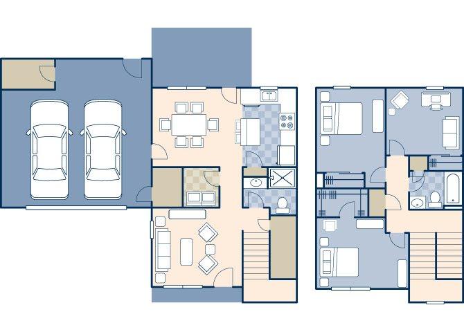 Bear Lake II 1056 Floor Plan 10
