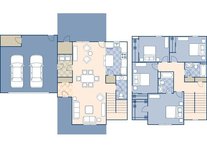 Bear Lake II 1426 Floor Plan 11