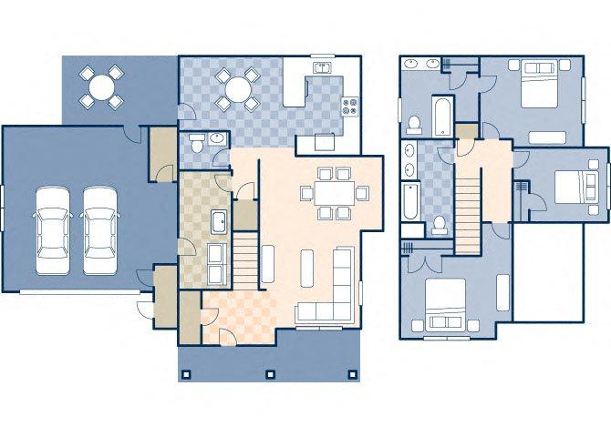 Bear Lake 1485 Floor Plan 4