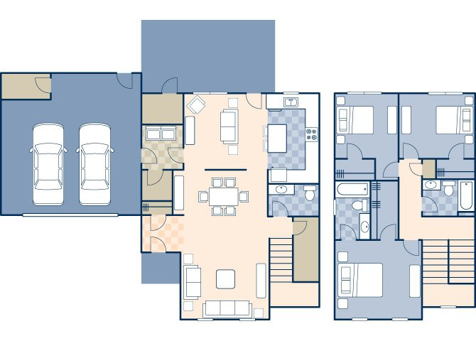 Lakeside 1390 Floor Plan 15