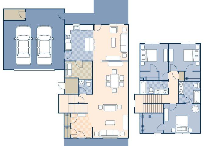 Lakeside 1491 Floor Plan 16