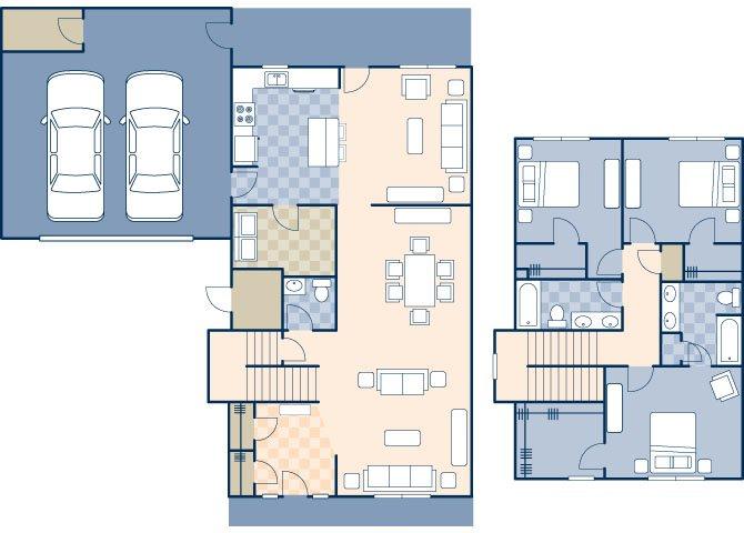 Lakeside 1925 Floor Plan 17