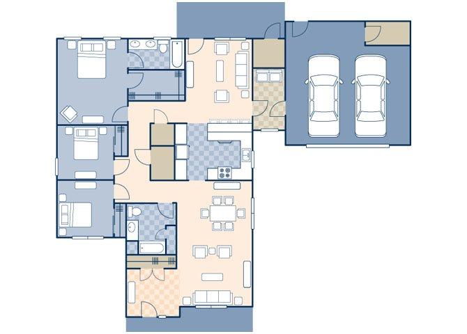 Lakeside 1617 Floor Plan 14