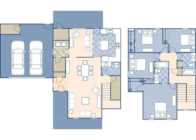 Lakeside 1716 Floor Plan 23