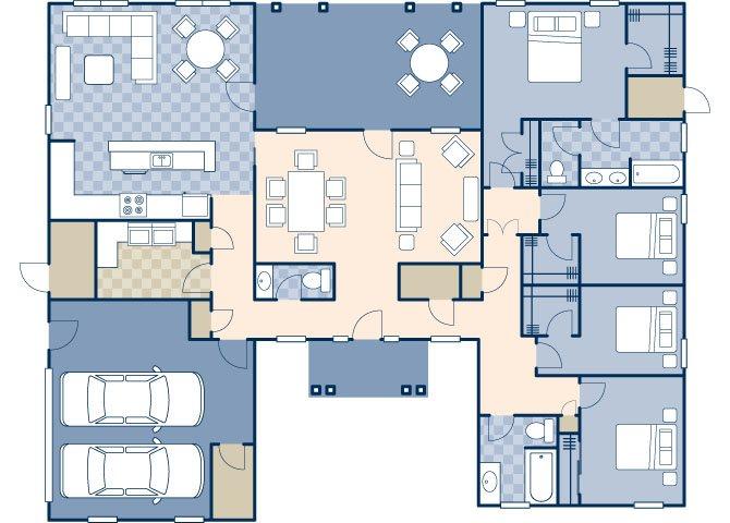 Lakeside 2281 Floor Plan 24