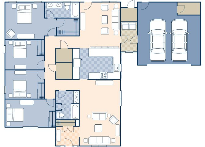 Lakeside 1757 Floor Plan 18