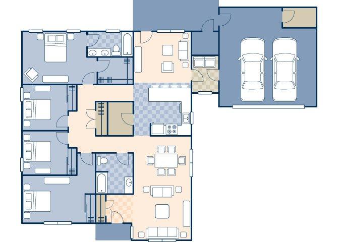 Lakeside 1910 Floor Plan 19