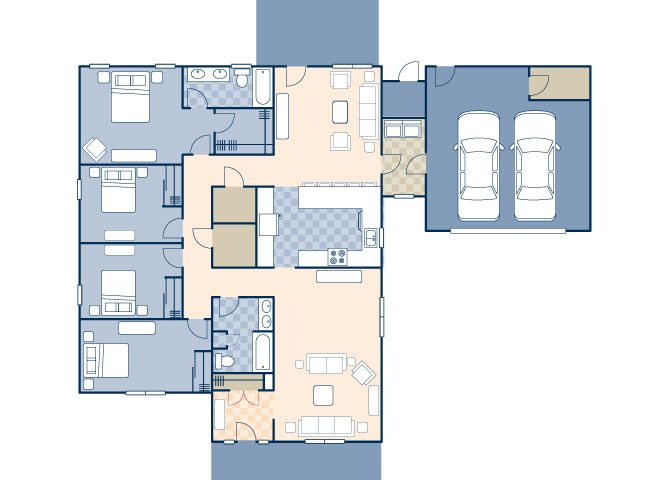 Lakeside 2338 Floor Plan 20