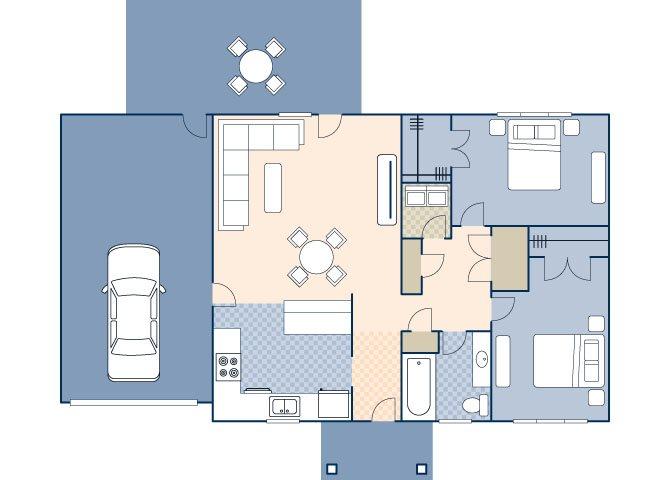 Midland II FEU 819 Floor Plan 29