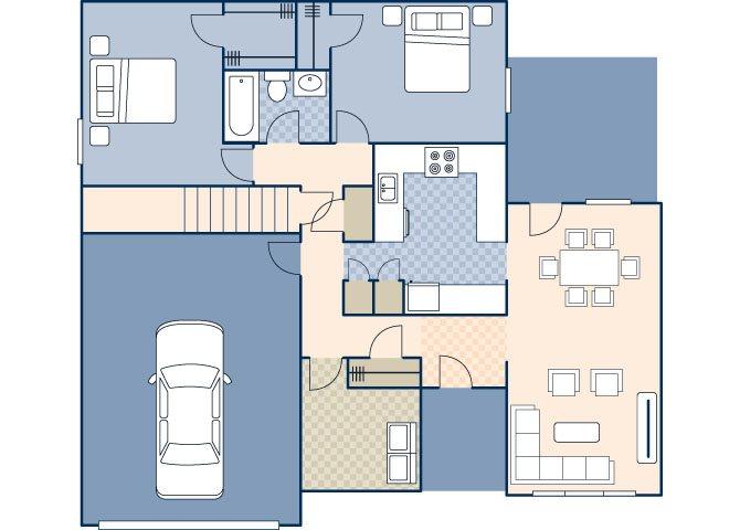 Ridgeview 950 Floor Plan 32
