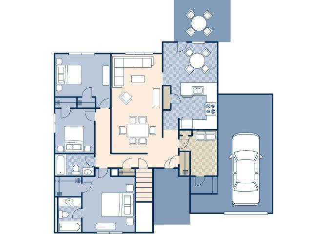 Ridgeview 1214 Floor Plan 34