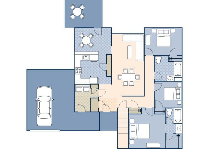 Ridgeview 1317 Floor Plan 36