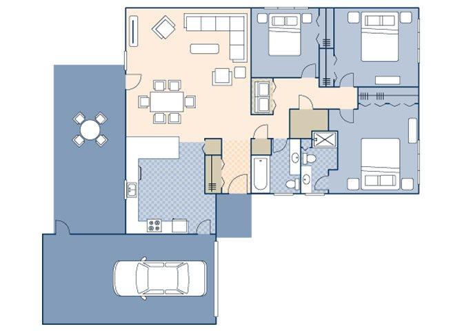 Woodview II 1119 Floor Plan 46