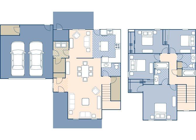 Woodview 1714 Floor Plan 43