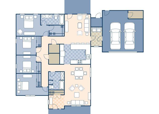Woodview 2191 Floor Plan 42