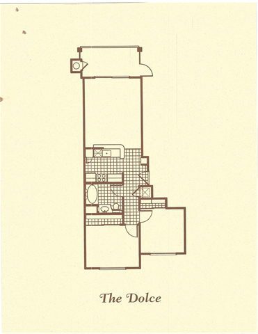 Dolce Floor Plan 4