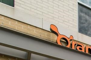 Orange Theory Fitness in Building