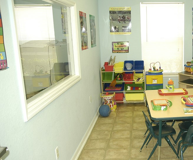 interior of daycare_Dunwoodie Place Apartments Orlando, FL