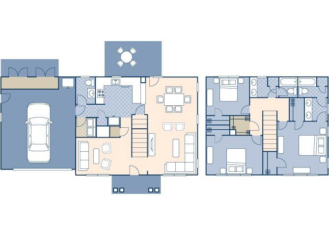 Black Hills Estates 2068 Floor Plan 3