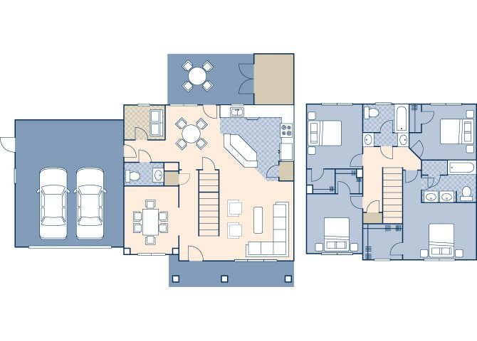 Black Hills Estates 1998 Floor Plan 4