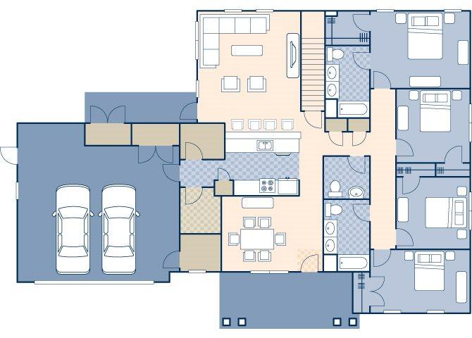 Black Hills Estates 2202 Floor Plan 6