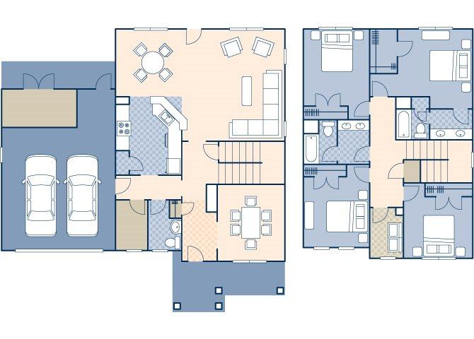 Black Hills Estates 2605 Floor Plan 9