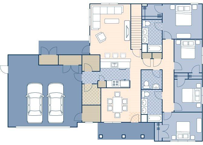 Black Hills Estates 1999 Floor Plan 5