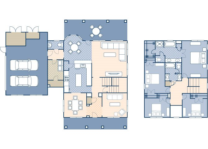 Black Hills Estates 2870 Floor Plan 10
