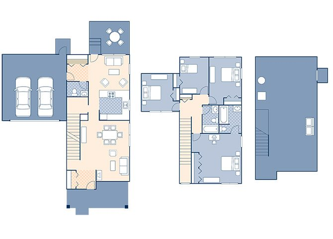 Prairie View Estates 1669 Floor Plan 15