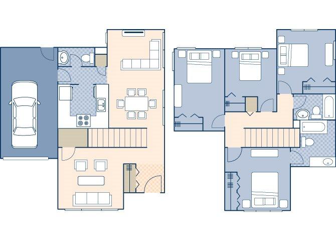 Prairie View Estates 1670 Floor Plan 16