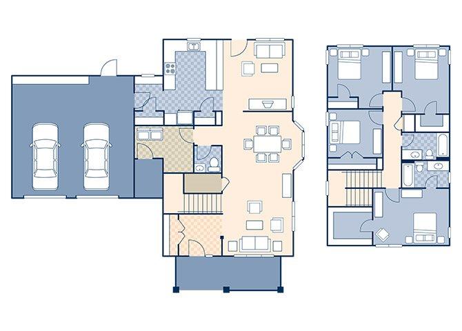 Rushmore Heights 2315 Floor Plan 34