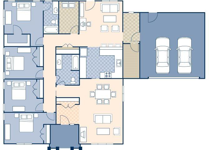 Rushmore Heights 2150 Floor Plan 21