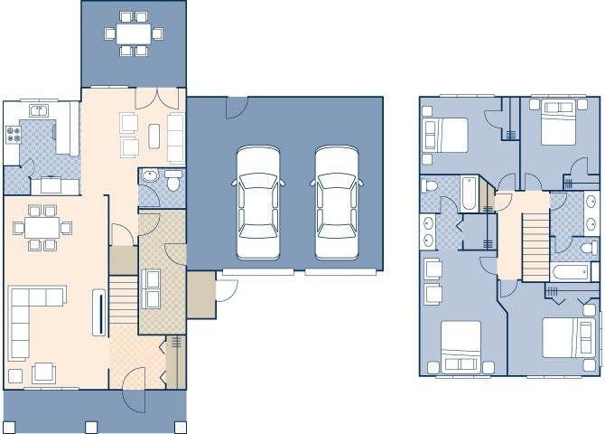Rushmore Heights 1935 Floor Plan 26