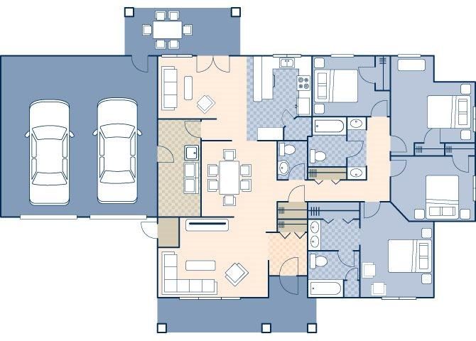 Rushmore Heights 1977 Floor Plan 28