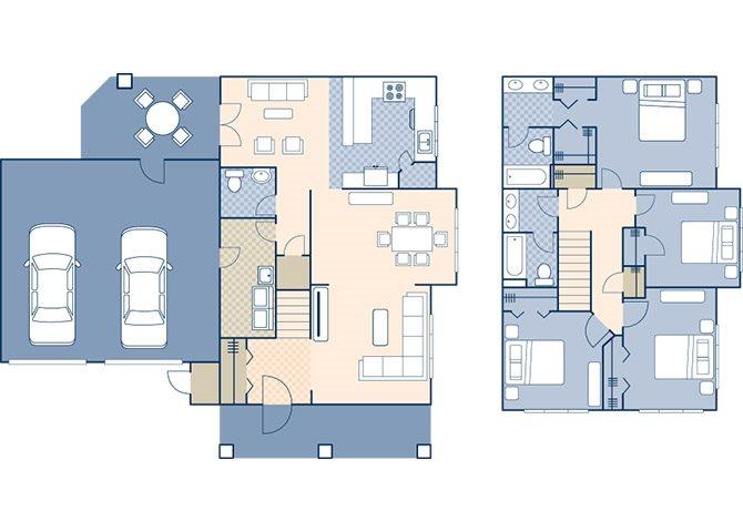 Rushmore Heights 1993 Floor Plan 29