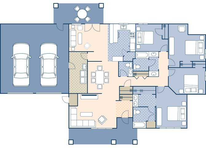Rushmore Heights 1997 Floor Plan 30