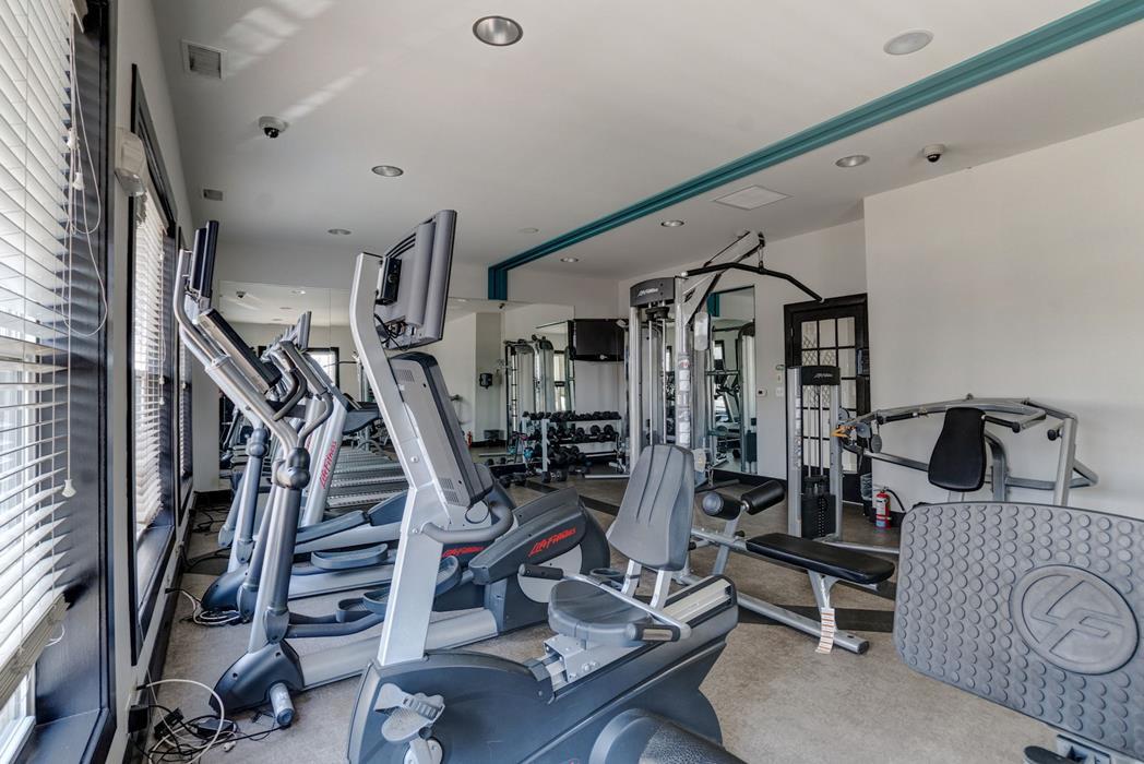 24 hour Fitness Center at Ellicott Grove, Ellicott City, Maryland