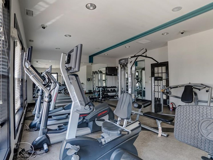 24 hour Fitness Center at Ellicott Grove, Ellicott City, Maryland