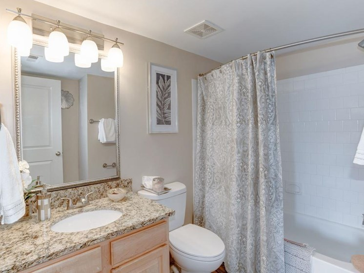 Apartments for Rent in Ellicott City -Ellicott Grove Bathroom