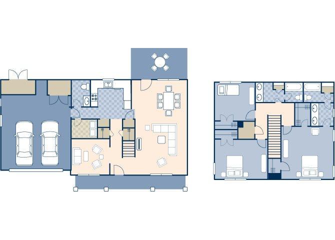 Air Commando Village 2070 Floor Plan 2
