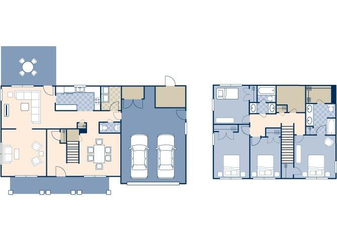 Air Commando Village 2360 Floor Plan 5