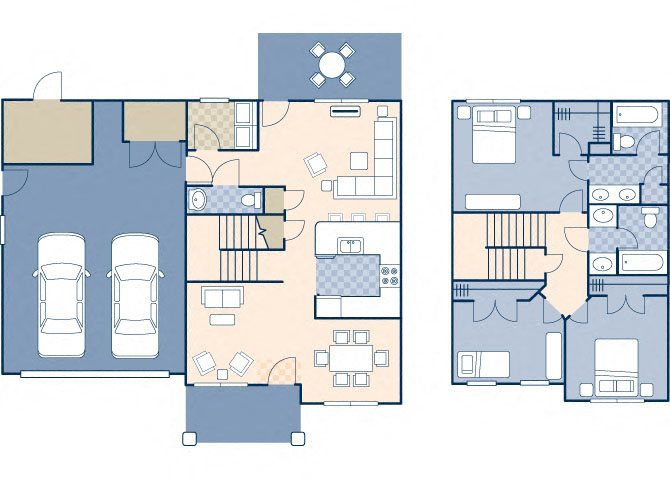 Chavez South 1680 Floor Plan 10
