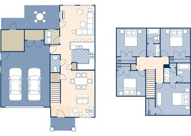 Chavez South 2000 Floor Plan 11