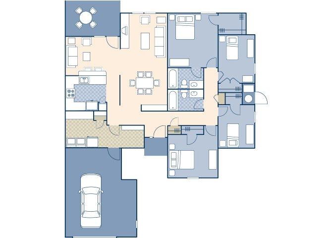 Chavez West 1417 Floor Plan 17