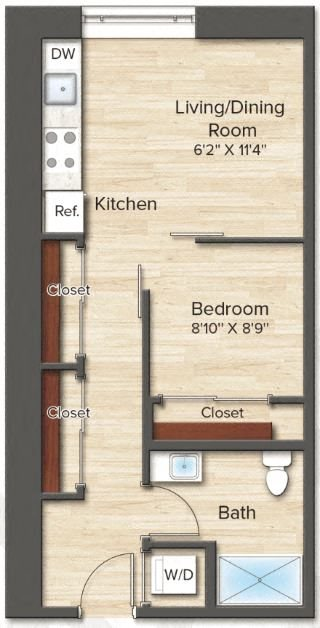 The Grant (A9) Floor Plan 3